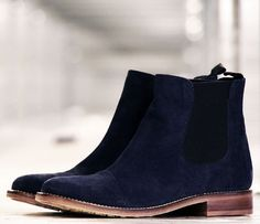 Inspiration Chelsea Boots http://www.omoda.nl/trends/chelsea-boots/
