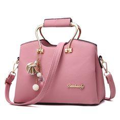bba290a72 R$ 106.28  2018 das mulheres bolsa de noite de couro bolsas famosas bolsas  de marca mulheres de luxo bolsas de couro de embreagem de ouro um bagDFM em  ...