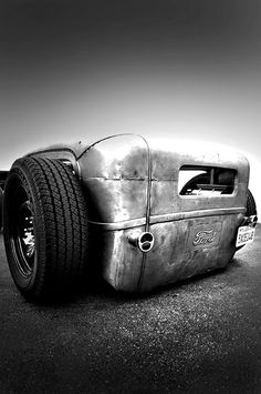 Can't wait to have my own Rat Rod!