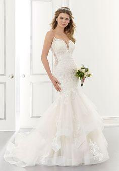 Wedding Dresses Photos, Bridal Wedding Dresses, Bridal Style, Bridesmaid Dresses, Wedding Suits, Lace Wedding, Prom Dresses, Mori Lee Bridal, Wedding Gown Sizes