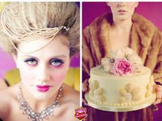 photo: truelovephoto.com make-up: brushworxmakeup.com hair: tinaromo.com flowers: flourishdesign.com model: castimages.com stylist: dacy mcwhorter cakes: sweetcakesbyrebec...