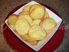 Cooking with love ! : CIPSURI DULCI SI CROCANTE ( SWEET & CRISPY CHIPS )