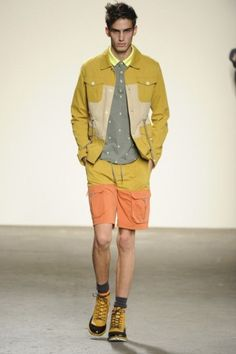 Standard Deviation - Fashion. Design. Culture. Art. Myko.: General Idea Spring / Summer 2013 Menswear Runway + Video