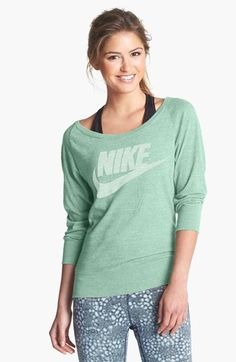 Nike 'Gym Vintage' Tee available at #Nordstrom