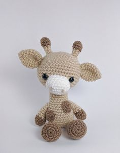Create your own adorable giraffe in just a few hours! This easy-to-follow…