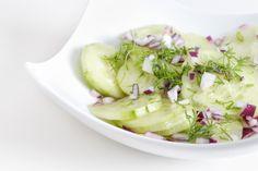 Cucumber Salad Recipe (Mizeria)