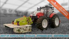 Rc Trucks, Radio Control, Agriculture, Switzerland, Tractors, Awesome, Vehicles, Channel, Youtube