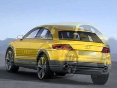 Audi TT goes SUV
