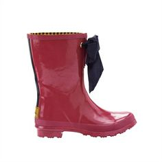 Joules Millie Mid Rain Boot EXTENDED SIZES AVAILABLE