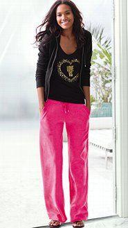 Women's Loungewear: Tank Tops, Fleece Shorts, Boyfriend Pants & More at Victoria's Secret