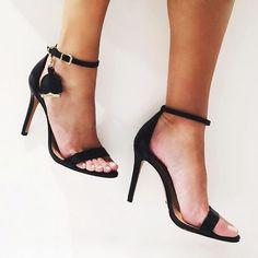 be careful! Schutz 655 Madison black heels can make you fly | Shopilist