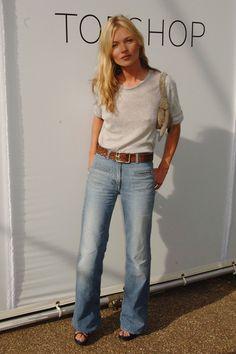 Kate Moss inventó todas las tendencias © Getty Images / Cordon Press