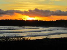 Come for our sunsets, stay for the sunrise!   Lockeport Crescent Beach