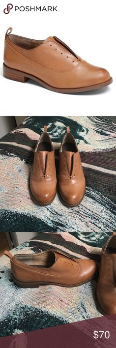 Splendid Orlando Oxfords Work once pair of Splendid Orlando Oxfords in tan. Super cute and comfortable just not quite my style and they deserve some love! Splendid Shoes