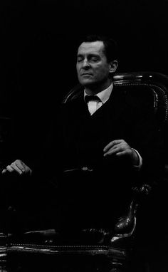 Jeremy Brett: the best Sherlock Holmes, as far as I'm concerned (though I did love the RDJ movies)