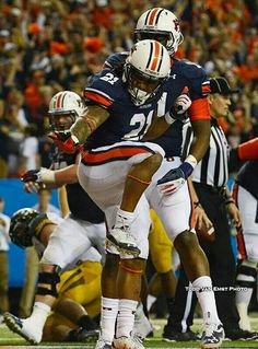 Tre Mason...love this guy. Should be the Heisman winner in my book!