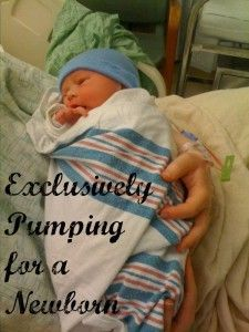 How to exclusively pump for a newborn - how often and how long to pump, how to maximize sleep, and sample pumping schedules!