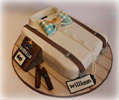 Stylish Cake by Sabrina Di Clemente