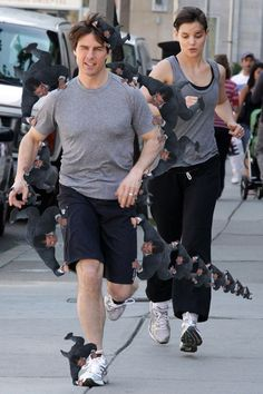Tom Cruise Clinging: A Very Special Meme - Neatorama