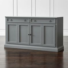 TV Stands and Media Consoles | Crate and Barrel