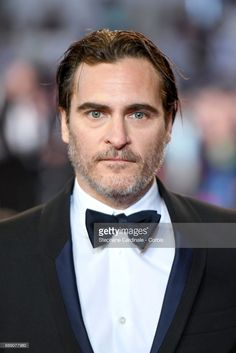Joaquin Phoenix attends the 'You Were Never Really Here' screening during the 70th annual Cannes Film Festival at Palais des Festivals on May 27, 2017 in Cannes, France.