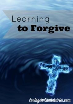 Ephesians 4:32 Be kind and compassionate to one another, forgiving each other, just as in Christ God forgave you. (NIV) For me, forgiving the little 'wrongs' done to me in life comes easily. I mist...
