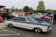 Custom 1965 Buick Riviera   by osubuckialum