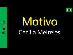 Motivo - Cecilia Meireles  | Poema