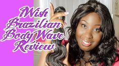 IWish Brazilian Body Wave Review   Affordable Aliexpress Hair