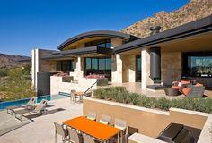 Paradise Valley Residence by Elizabeth A Rosensteel