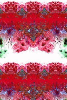 Timorous Beasties Fabric - Omni Drips