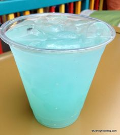 Cotton Candy Carnival Cocktail at Chester & Hester's Dino-Rama in Animal Kingdom