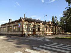VPK house, in Heinola, Finland