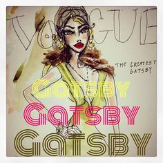 Gearing up for Great Gatsby