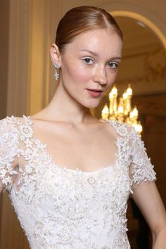 Best Of Bridal Market Backstage At Marchesa Wedding Dress Collection