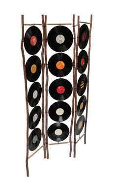 27+recyclages+charmants+avec+de+vieux+vinyles