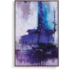 Grandin Road Donde Wall Art (23.875 RUB) ❤ liked on Polyvore featuring home, home decor, wall art, backgrounds, art, blue, pictures, borders, picture frame and abstract wall art