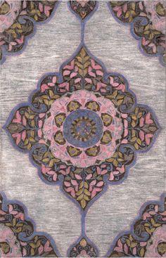 Satara HAC37 Traditional Multi Rug | Contemporary Rugs #RugsUSA