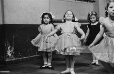 Young pupils in a dance class at the Italia Conti Academy, a stage school in London, June Original Publication: Picture Post - 5883 - A Nursery Of Stage Stars - pub. June 1952 Get premium, high resolution news photos at Getty Images Still Image, Image Now, Belgium Germany, Armenia Azerbaijan, Schools In London, Sites Like Youtube, England And Scotland, Video Site, Italia