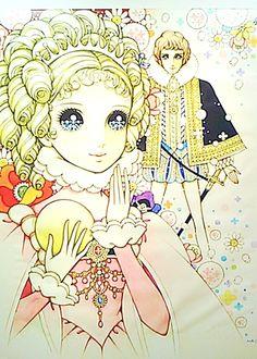 高橋真琴の原画展の画像 | 東京 世田谷 ポーセラーツ・マカロンタワー Étoile de Tok…