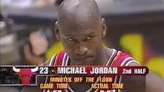 Michael Jordan's last 12 minutes with the Bulls (with TV ads) - YouTube