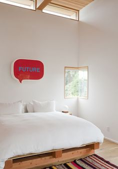 Where Is Your Future ;) Moderner Dekor Für Schlafzimmer, Modernes  Schlafzimmer, Schlafzimmer Ideen