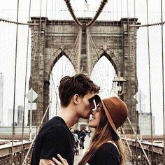 NEW YORK. Amor em Nova York! #newyork #honeymoon #luademel #novayork #viagem #casamento #luv #love #amor #travel #wedding #noiva #noivado #noivado #feliz #romance #happy #sweet #casal #bride #cute #luxury #luxurytravel #wanderlust #usa #trip