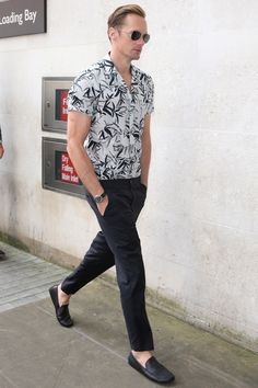 The 10 Best Dressed Men of the Week 7.9.16 Photos | GQ