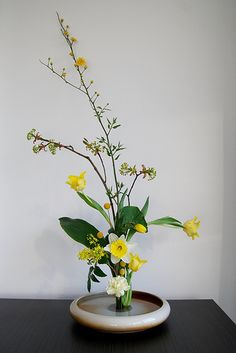 Ikebana Pointing it out | Flickr : partage de photos !