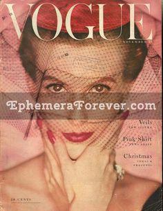 Vogue November 15 1953