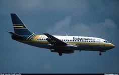 Historias Individuales: C6-BEH Boeing 737-2V5(A) c/n 22531/724