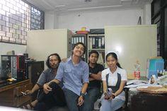 Jl Dr Cipto di Lawang, Jawa Timur