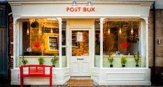Post Box Ponteland Post Box, Newcastle, Autumn, Eat, Life, Fall, Mailbox