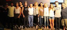 ALGECIRAS | Miles de jóvenes en la fiesta de #Gira40HotMix @Los40_Spain